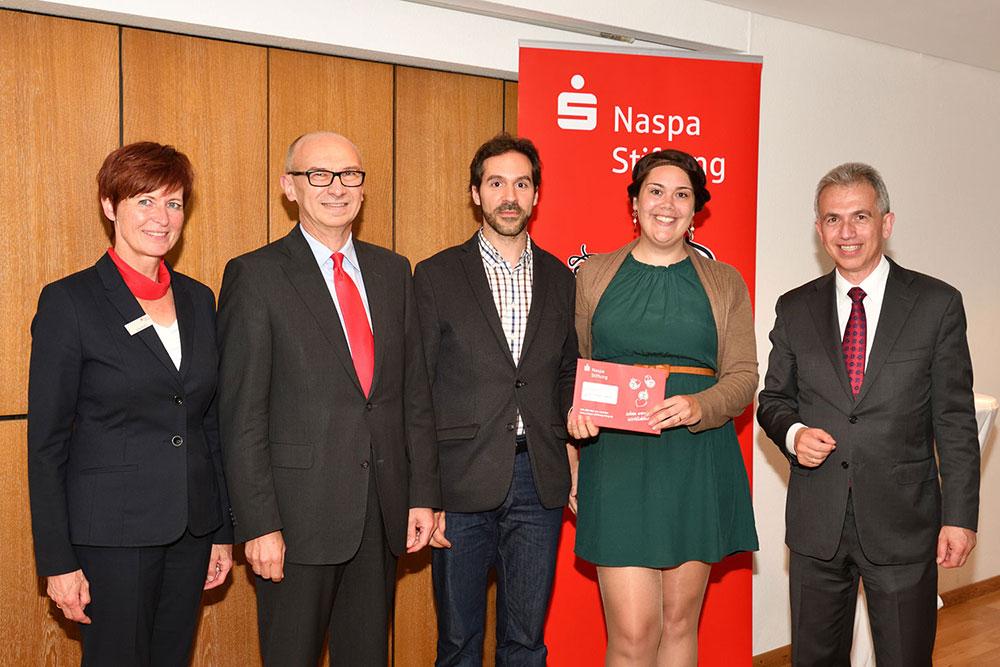Spielmobil: Naspa Stiftungspreis